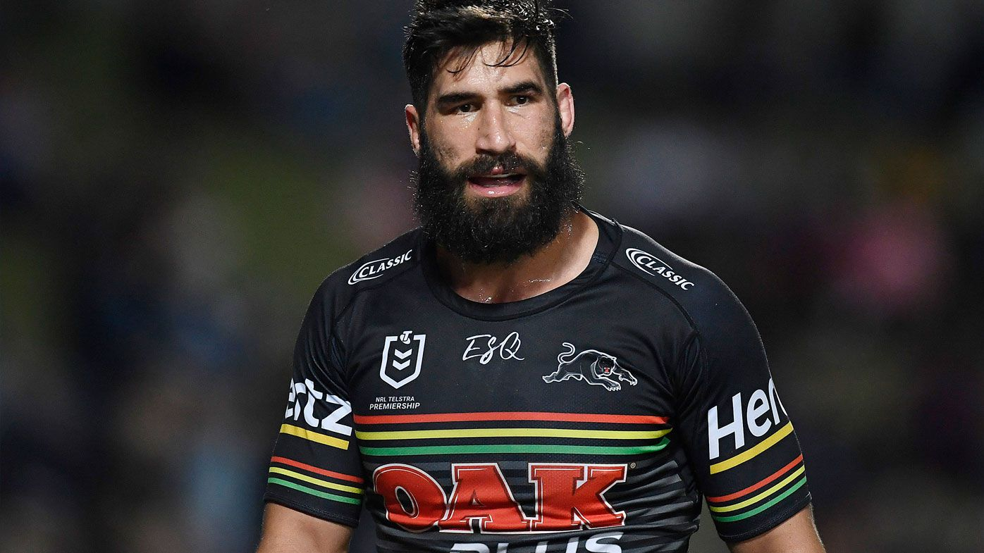 EXCLUSIVE: How 'burning' James Tamou found peace with 'emotional' missed premiership shot