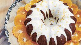 Jamie Oliver's tangerine dream cake