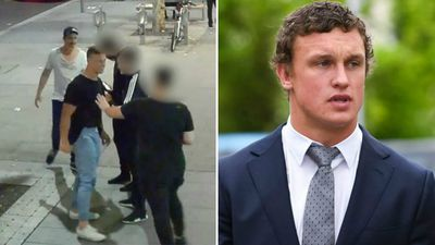 NRL star's violent rampage revealed
