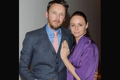 Fashion designer (and daughter of Sir Paul McCartney) Stella McCartney welcomed her fourth child, a baby girl named Reiley.<P><br/>Reiley is lil' sis to the couple's three other children: sons Miller, five, and Beckett, two, and three-year-old daughter, Bailey.