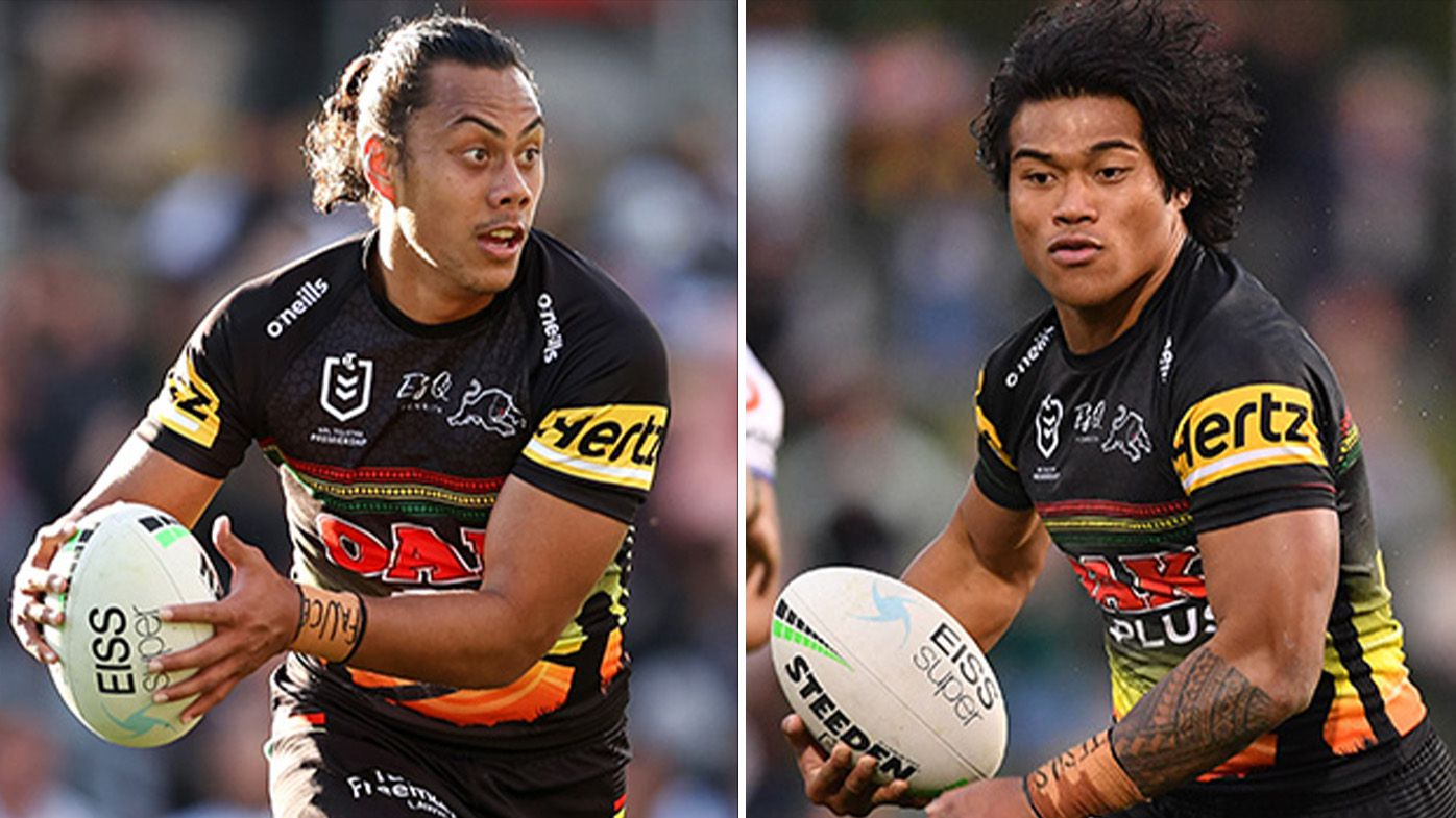 High-flying Penrith Panthers dominate NSW Blues' State of Origin I team
