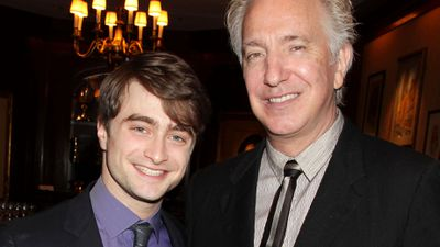 """Daniel Radcliffe, who played Harry Potter in the popular film series issued a statement describing his co-star as """"undoubtedly one of the greatest actors I will ever work with"""".<br><br>""""He is also, one of the loyalest and most supportive people I've ever met in the film industry,"""" Radcliffe said.<br><br>""""I'm pretty sure he came and saw everything I ever did on stage both in London and New York. He didn't have to do that. I know other people who've been friends with him for much much longer than I have and they all say """"if you call Alan, it doesn't matter where in the world he is or how busy he is with what he's doing, he'll get back to you within a day"""""""