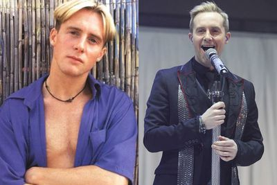 """Ian """"H"""" Watkins went back to school! His musical theatre course at the Royal Academy of Music was filmed and later released as reality TV show <i>H-Side Story</i>.<br/><br/>He has since become an actor, appearing in productions of <i>Joseph and the Amazing Technicolour Dreamcoat</I>, <i>Cinderella</I> and <i>Fame</I>.<br/><br/>In 2007, he appeared on <I>Celebrity Big Brother</I>... the same year he publicly came out as gay in an interview with <I>The Sun</I>."""