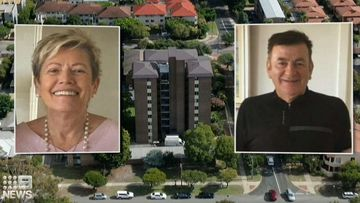 The bodies of Maree Collins, 66, and her brother Wayne Johnson, 62, were found in a unit at Victoria Park last weekend.