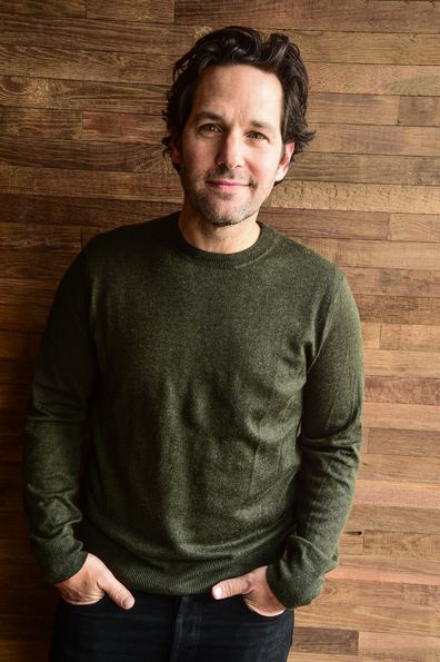 """Actor Paul Rudd attends """"The Fundamentals Of Caring"""" Portraits during the 2016 Sundance Film Festival at Acura Studio on January 29, 2016 in Park City, Utah."""