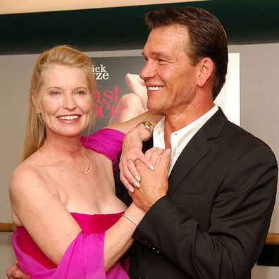 Patrick Swayze and Lisa Niemi were married between 1975-2009