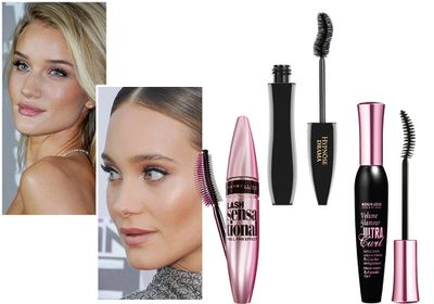 #5 Bring the drama with long, bold lashes