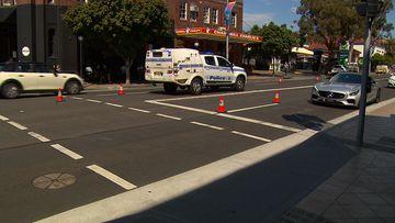 Elderly man hit by car in Sydney's east has severe head injuries