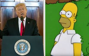 Why Homer Simpson would vote for Donald Trump