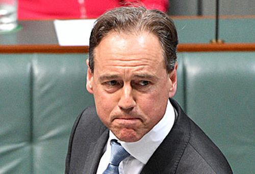 Ms Banks and former PM Malcolm Turnbull say Greg Hunt was partly responsible for the leadership coup in August.