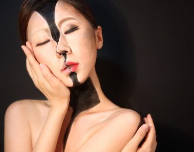 """South Korean make-up artist Dain Yoon has become an overnight success thanks to her trippy image-within-an-image creations. Using bodypaints, acrylics and cosmetics, Yoon transforms herself into mind-bending works of art that have a knack for going viral – and with good reason. <br /> <br /> With an <a href=""""https://www.instagram.com/designdain/"""" target=""""_blank"""">Instagram following of almost 32,000</a>, her pieces can take between three and 12 hours to create.<br /> <br /> """"At first, the audiences would simply give interested looks, rubbing their eyes to confirm that what they have just seen is just a 'face,'"""" Yoon told ABC7. """"It is the beauty of my art for the audiences to discover new 'perspectives' on my painting as they adopt closer looks.""""<br /> <br /> Click through to see more of her work."""