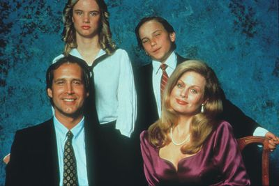 Remember him in this yuletide classic with Chevy Chase, Beverly D'Angelo and Juliette Lewis?<br/><br/>Image: Snapper