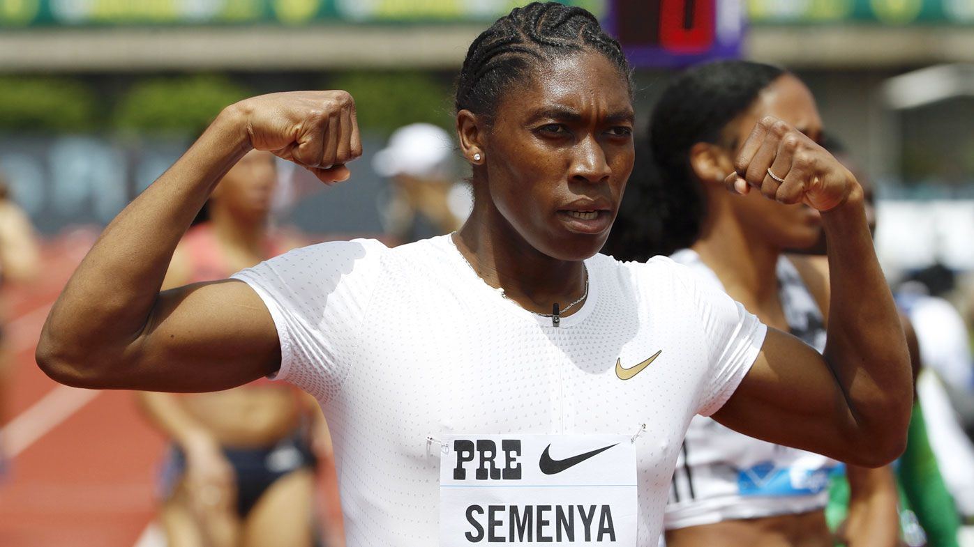 caster semenya controversy 11082016  watch video  caster semenya should dominate the 800 meters in rio, but issues raised by her participation will be discussed long after the race ends.