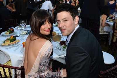 Monteith was in a relationship with his <i>Glee</i> co-star, American actress <b>Lea Michele</b>.