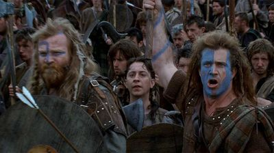 So if Scotland becomes a totally new country, will it form its own defence force? Such a task can't be easy, given all the professional soldiers in Scotland will have already pledged allegiance to the Crown. But if they don't create their own army, what would stop England simply marching in and reclaiming Scotland as their own, as they did in 1296?