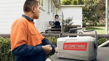 'Do something': New domestic violence prevention campaign