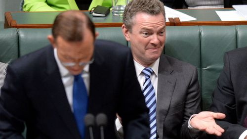 Christopher Pyne pleads to PM to save ABC TV in Adelaide