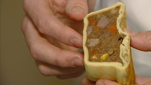 Filling, pastry, presentation, creativity and flavour are key. Picture: 9NEWS