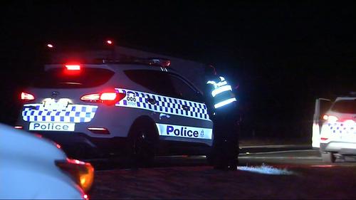 190501 Victoria car crash Calder Freeway car rolled man killed News Melbourne Australia