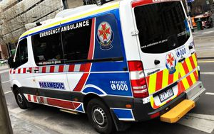 Child critically injured in Melbourne crash