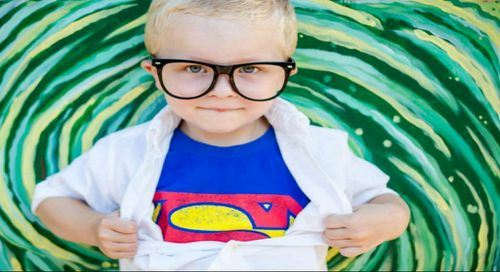 Family puts call out for superhero sketches to support boy with cancer