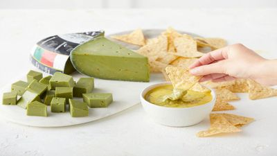 This weird green cheese will have Avo lovers delighted