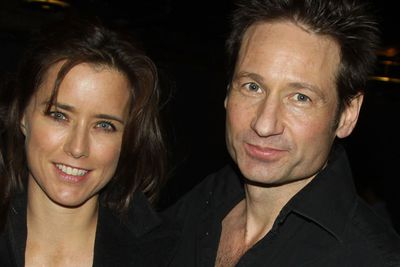 """<b>David Duchovny</b>'s sex antics once caused his ex-wife, <b>Tea Leoni</b>, to pass out. """"It was early in the relationship and we were on a weekend getaway in Vancouver,"""" the <i>X-Files</i> star revealed. """"We were just all over each other – the sauna wasn't going to stop me! I recovered pretty well, but Tea…"""" Not all's hunky dory when it comes to David and the sack, though. In 2008, he checked himself into a sex addiction rehab centre."""