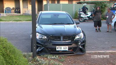 Police swoop after tracking down stolen $200,000 car