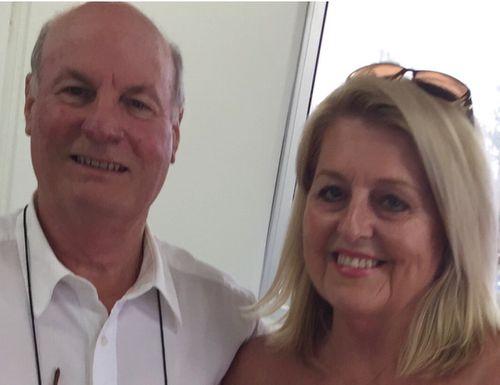 Kathryn and Peter Lutze said their BMW was stolen.