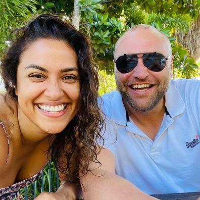 MAFS Charlene Perera engaged.