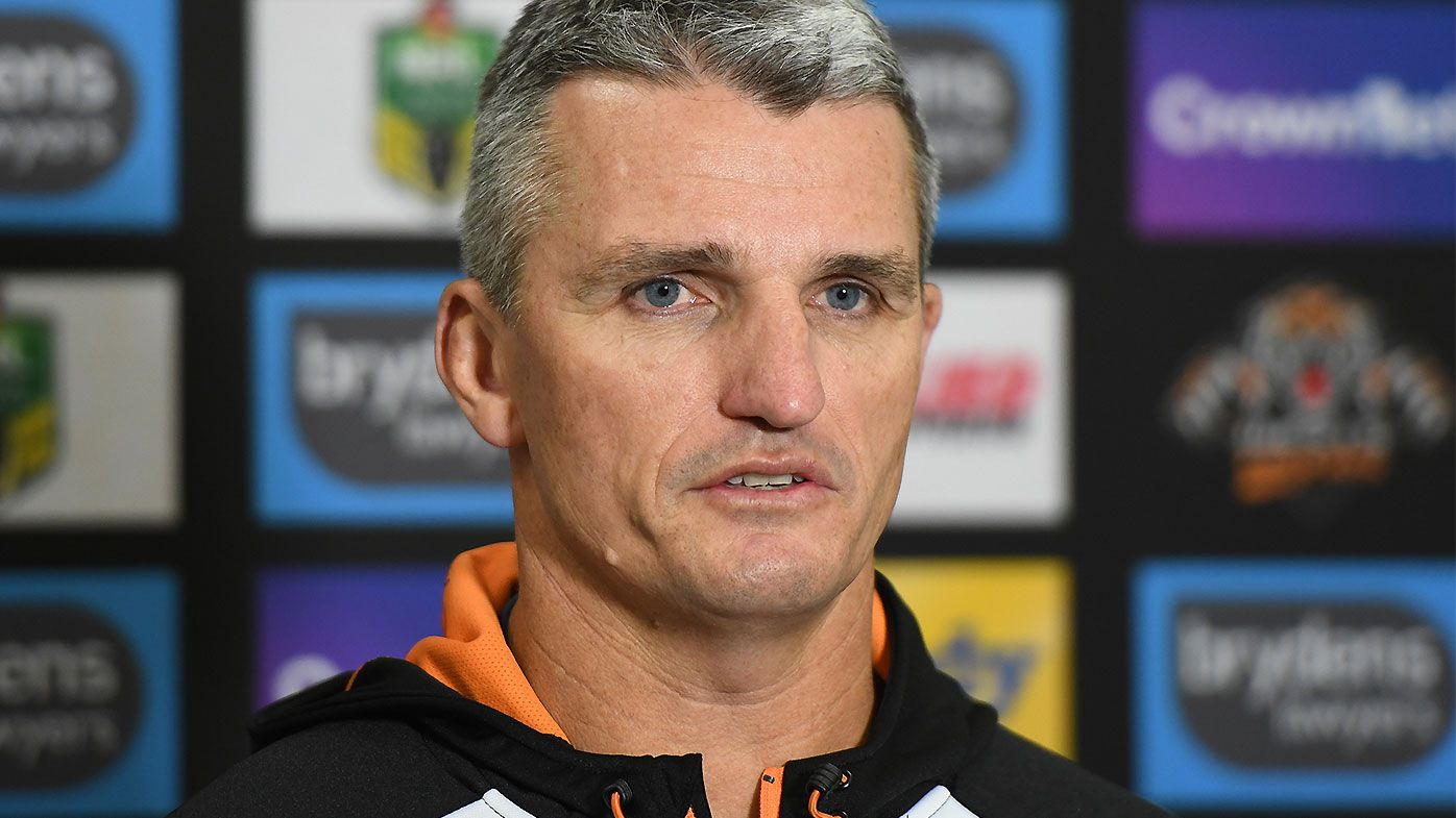 Wests Tigers coach Ivan Cleary fires up over constant coaching speculation
