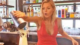 What Sophie Monk drinks on Love Island