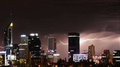 Perth still thirsty after weekend storms
