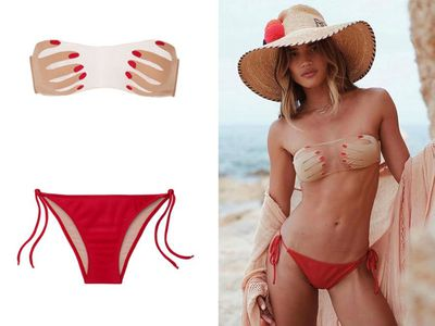 ec7efa8ee82c8 The designer bikini that's extremely 'handsy'
