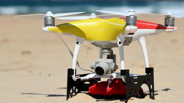 drones technology news