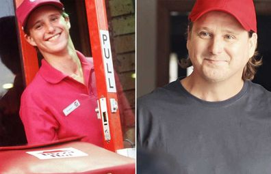 Dougie the Pizza Boy then and now, as actor makes guest appearance in new Pizza Hut ad