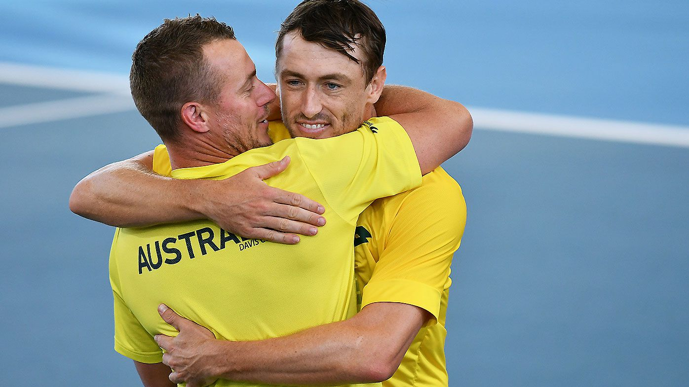 'I always believed': Australia through to Davis Cup Finals after John Millman heroics