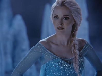 Georgina Haig in ABC's Once Upon a Time.