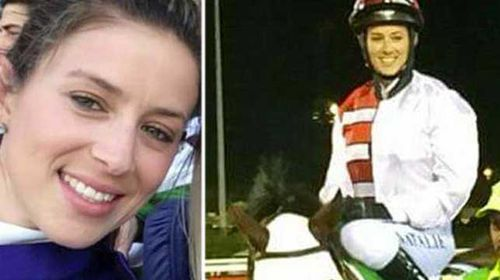 Female jockeys allegedly caught up in love triangle