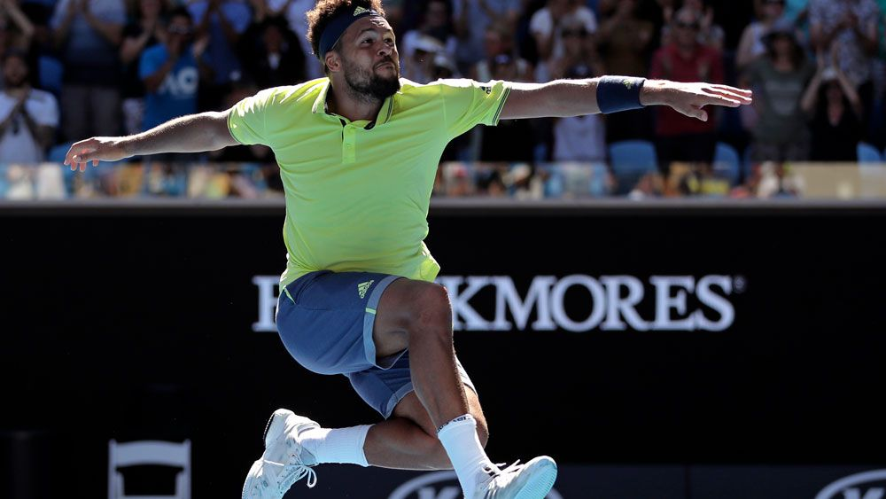 Men's veterans prevail in Australian Open