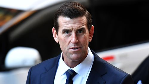 Ben Roberts-Smith is suing three newspapers for defamation.