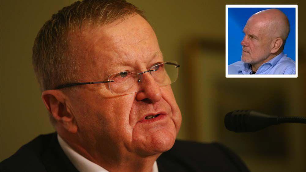 John Coates should go as AOC President: FitzSimons