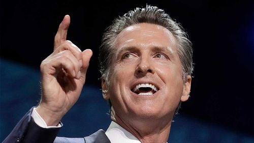 California Governor Gavin Newsom is facing a recall election.