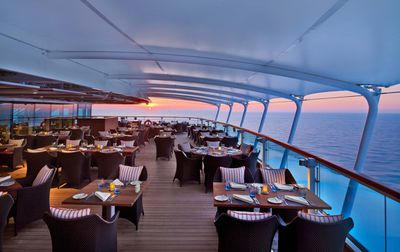 <strong>Best cruise for foodies: Seabourn Encore</strong>