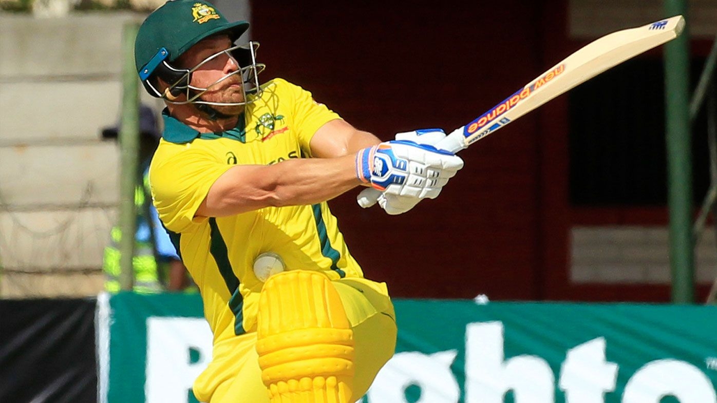 Paine axed with Finch named Australia's new ODI skipper