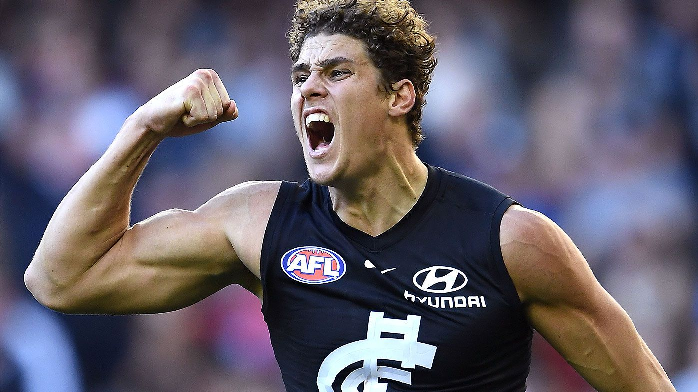 Charlie Curnow 'super confident' of reaching pre-injury heights ahead of VFL comeback match