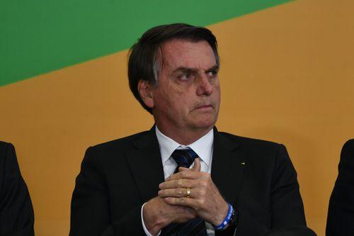 Jair Bolsonaro's environmental policies have put him in the hot seat.