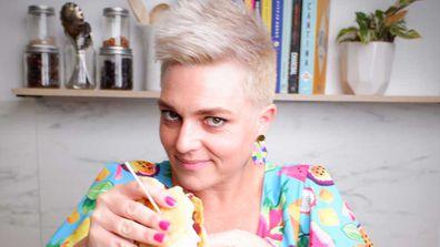 Food writer, Jane de Graaff, wants everyone to stop cooking