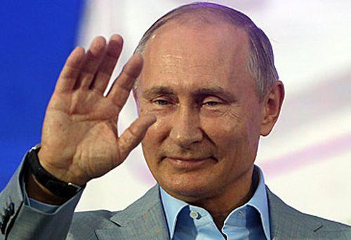 Vladimir Putin (Getty)