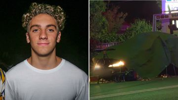 High school P-plate driver identified as victim in horror crash